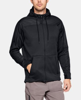 New to Outlet Men's ColdGear® Swacket LIMITED TIME: 25% OFF 1  Color Available $105