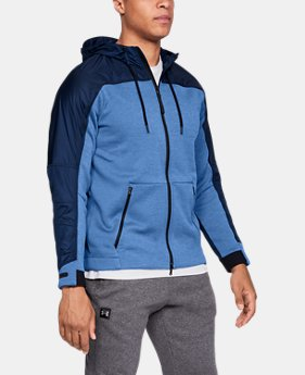 Men's ColdGear® Swacket  1  Color Available $128