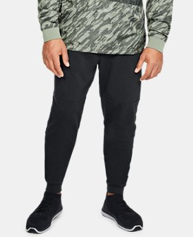 Men's UA Microthread Terry Joggers  2  Colors Available $70