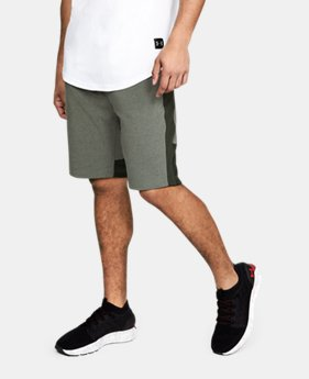 Men's UA Microthread Terry Shorts  3  Colors Available $55