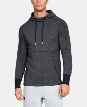 New Arrival Men's UA Speckle Terry Hoodie  4  Colors Available $65