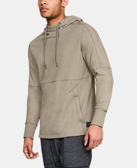 New Arrival Men's UA Speckle Terry Hoodie FREE U.S. SHIPPING 4  Colors Available $65