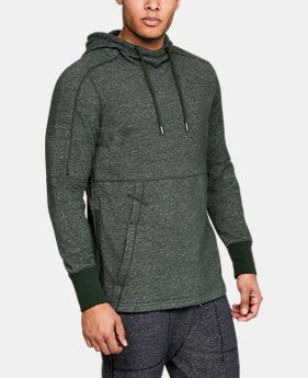 New Arrival Men's UA Speckle Terry Hoodie FREE U.S. SHIPPING 1  Color Available $65