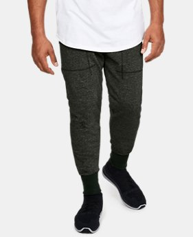 New Arrival Men's UA Speckle Terry Joggers  1  Color Available $65