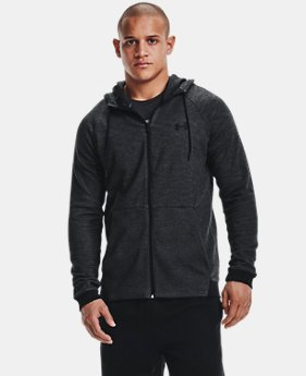 New Arrival Men's UA Unstoppable 2X Full Zip FREE U.S. SHIPPING 1  Color Available $75