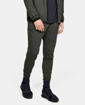 Men's UA Unstoppable Double Knit Joggers  4  Colors Available $65