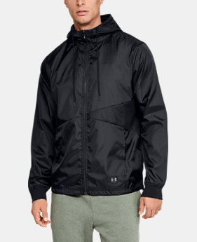 906206371d7f Men s UA Unstoppable Windbreaker 2 Colors Available  100