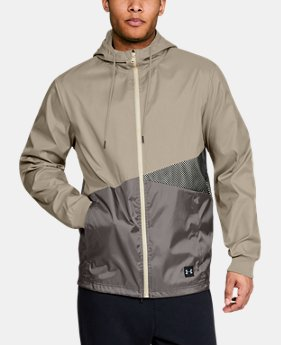 Men's UA Unstoppable Windbreaker  5  Colors Available $100