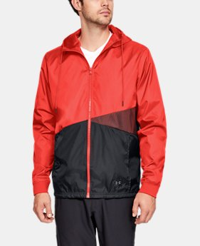 Men's UA Unstoppable Windbreaker  1  Color Available $120