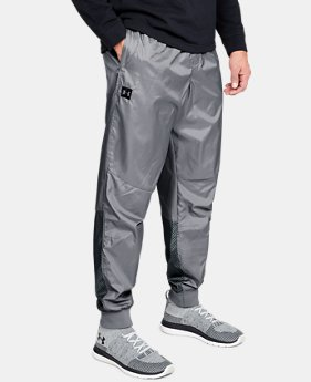 Men's UA Unstoppable Wind Pants  2  Colors Available $80