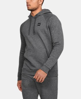 03f054b3 Best Seller Men's UA Rival Fleece Hoodie 4 Colors Available $55