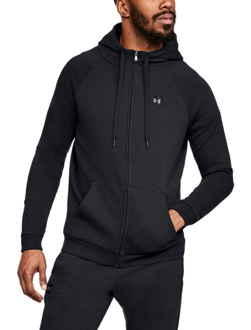 6da31d3106 Men's UA Rival Fleece Full-Zip