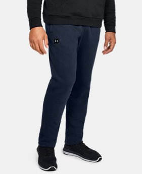 Best Seller  Men's UA Rival Fleece Pants  1  Color Available $55