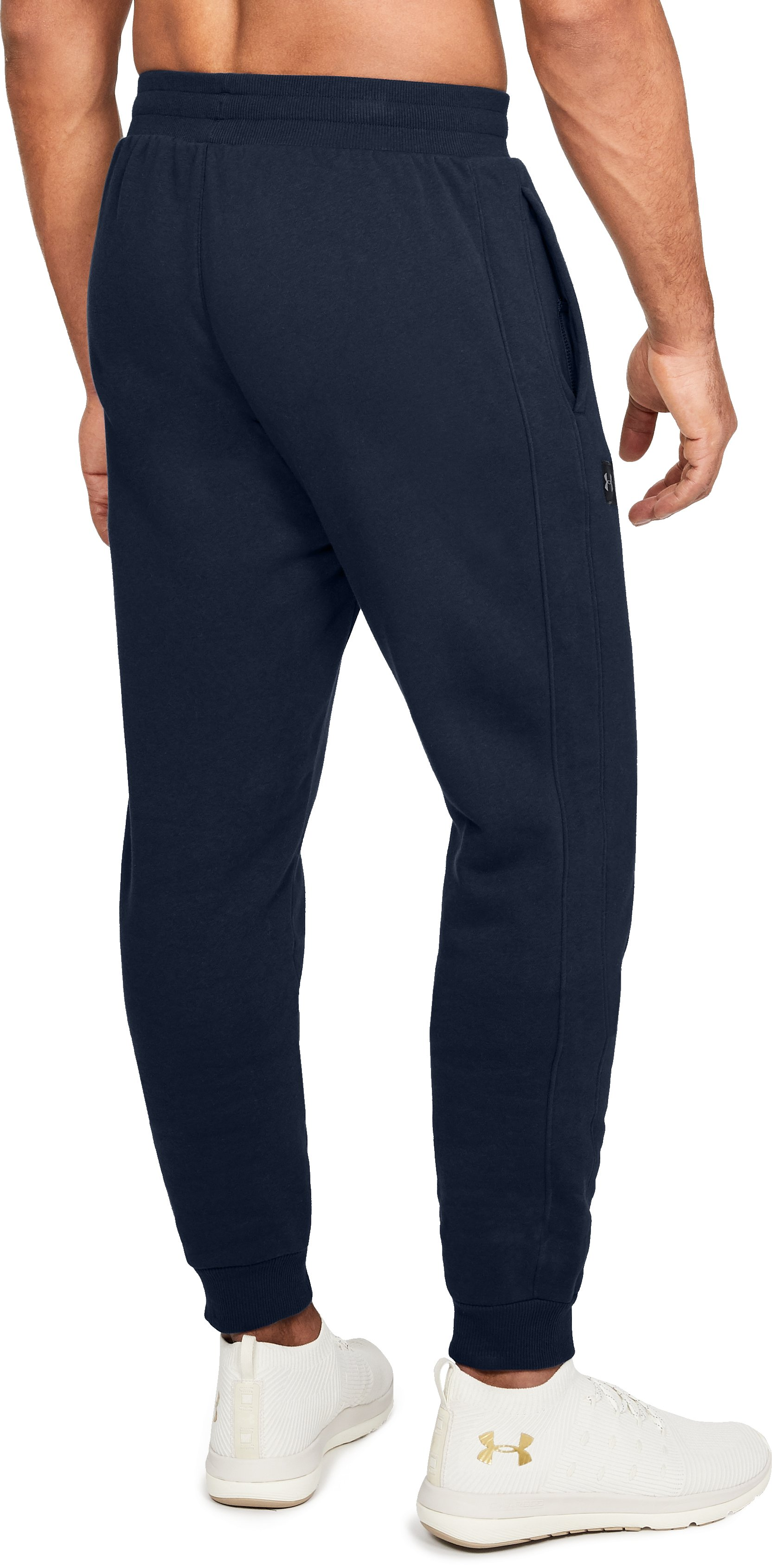 Men's UA Rival Fleece Joggers, Academy,