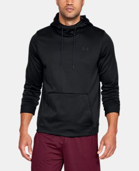 Best Seller Men's Armour Fleece® Hoodie  1  Color Available $55