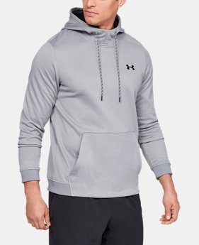 Men's Armour Fleece® Hoodie LIMITED TIME ONLY  $52.5