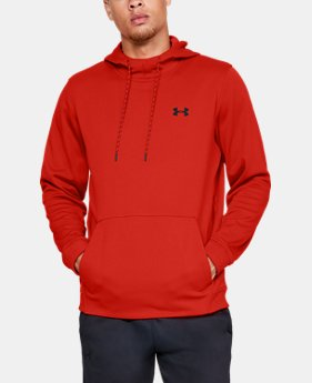 Best Seller  Men's Armour Fleece® Hoodie  1  Color Available $70