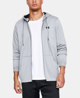Men's Armour Fleece® Full-Zip LIMITED TIME ONLY  $56.25