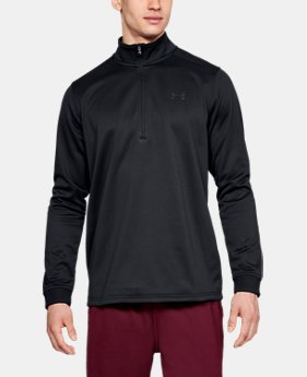 Men's Armour Fleece® ½ Zip  4  Colors Available $55