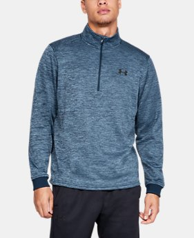 Men's Armour Fleece® ½ Zip LIMITED TIME ONLY  $48.75