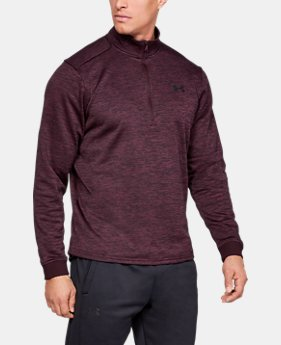 Men's Armour Fleece® ½ Zip LIMITED TIME ONLY 1  Color Available $38.5