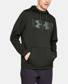 Men's Armour Fleece® Spectrum Hoodie LIMITED TIME ONLY 1  Color Available $41.25
