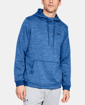 New Arrival  Men's Armour Fleece® Twist Hoodie  1  Color Available $70