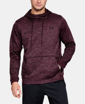 Men's Armour Fleece® Twist Hoodie LIMITED TIME ONLY 1  Color Available $38.5