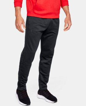 Men's Armour Fleece® Pants  1  Color Available $55