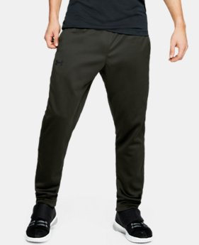 Men's Armour Fleece® Pants LIMITED TIME ONLY 1  Color Available $41.25