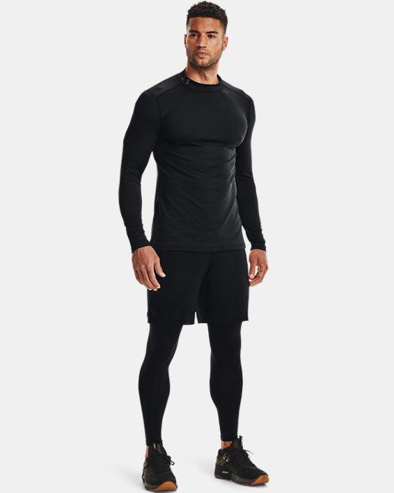 Men's ColdGear® Leggings, Black, pdpMainDesktop image number 1