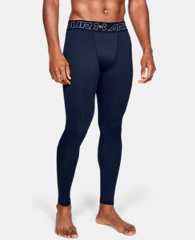 Best Seller Men's ColdGear® Leggings  4  Colors Available $50