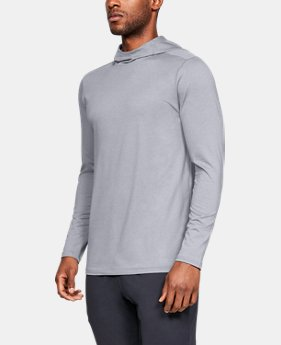 New Arrival Men's ColdGear® Fitted Hoodie  1  Color Available $60
