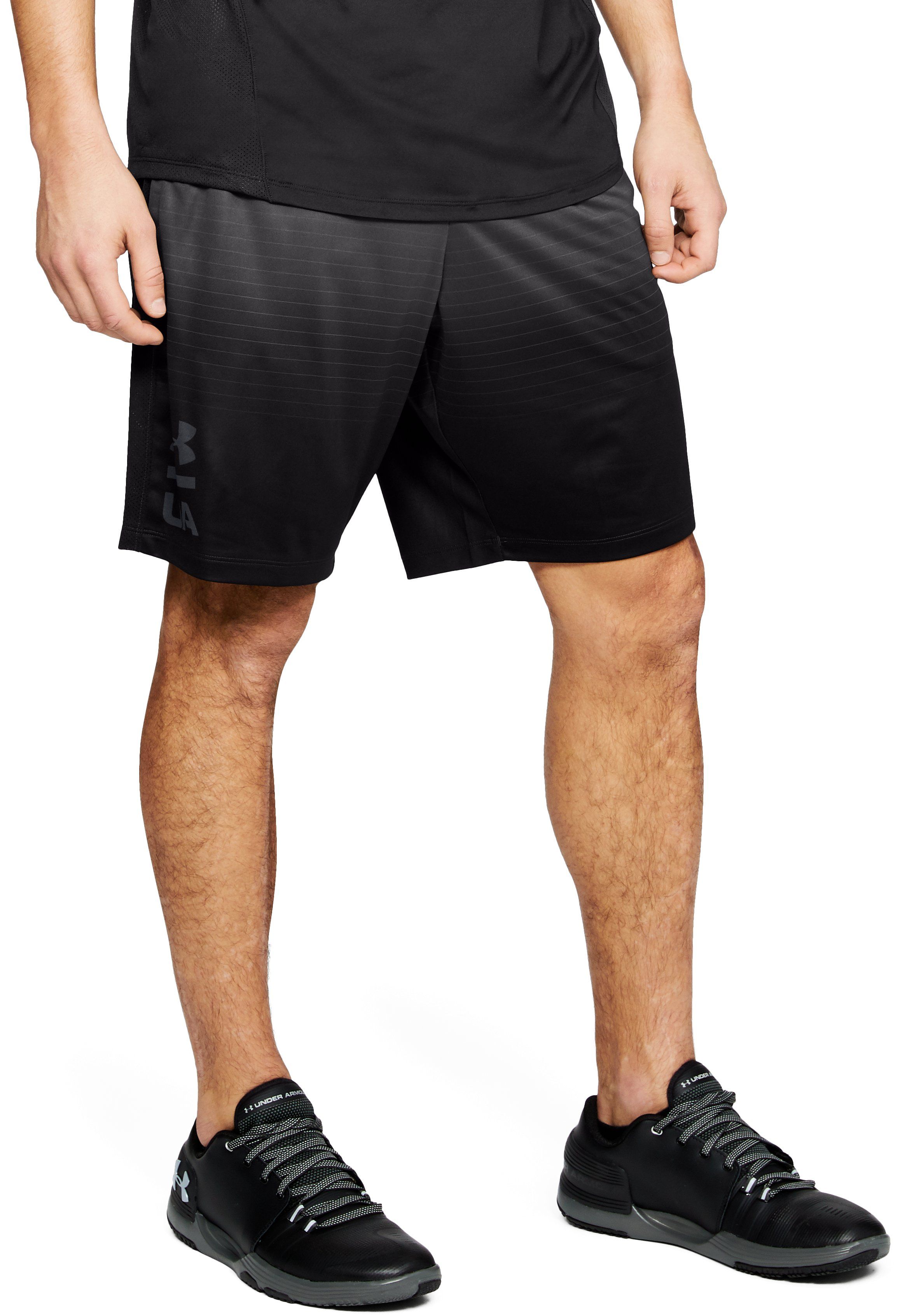 MK1 Short Fade Novelty, Charcoal, zoomed