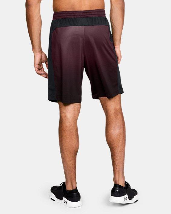 Men's UA MK-1 Fade Shorts, Red, pdpMainDesktop image number 2