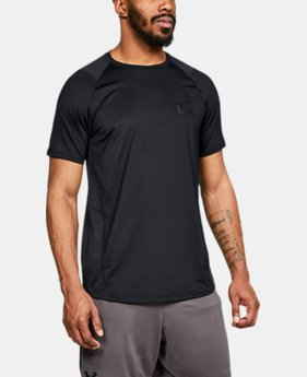 New Arrival  Men's UA MK-1 Logo Graphic Short Sleeve  4  Colors Available $35