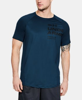New Arrival  Men's UA MK-1 Logo Graphic Short Sleeve  3  Colors Available $45