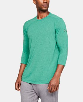 New Arrival  Men's UA Microthread Utility T-Shirt  1  Color Available $55
