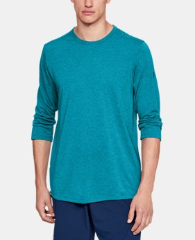 New Arrival  Men's UA Microthread Utility T-Shirt  2  Colors Available $55