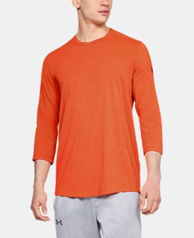 New Arrival Men's UA Microthread Utility T-Shirt FREE U.S. SHIPPING 1  Color Available $45