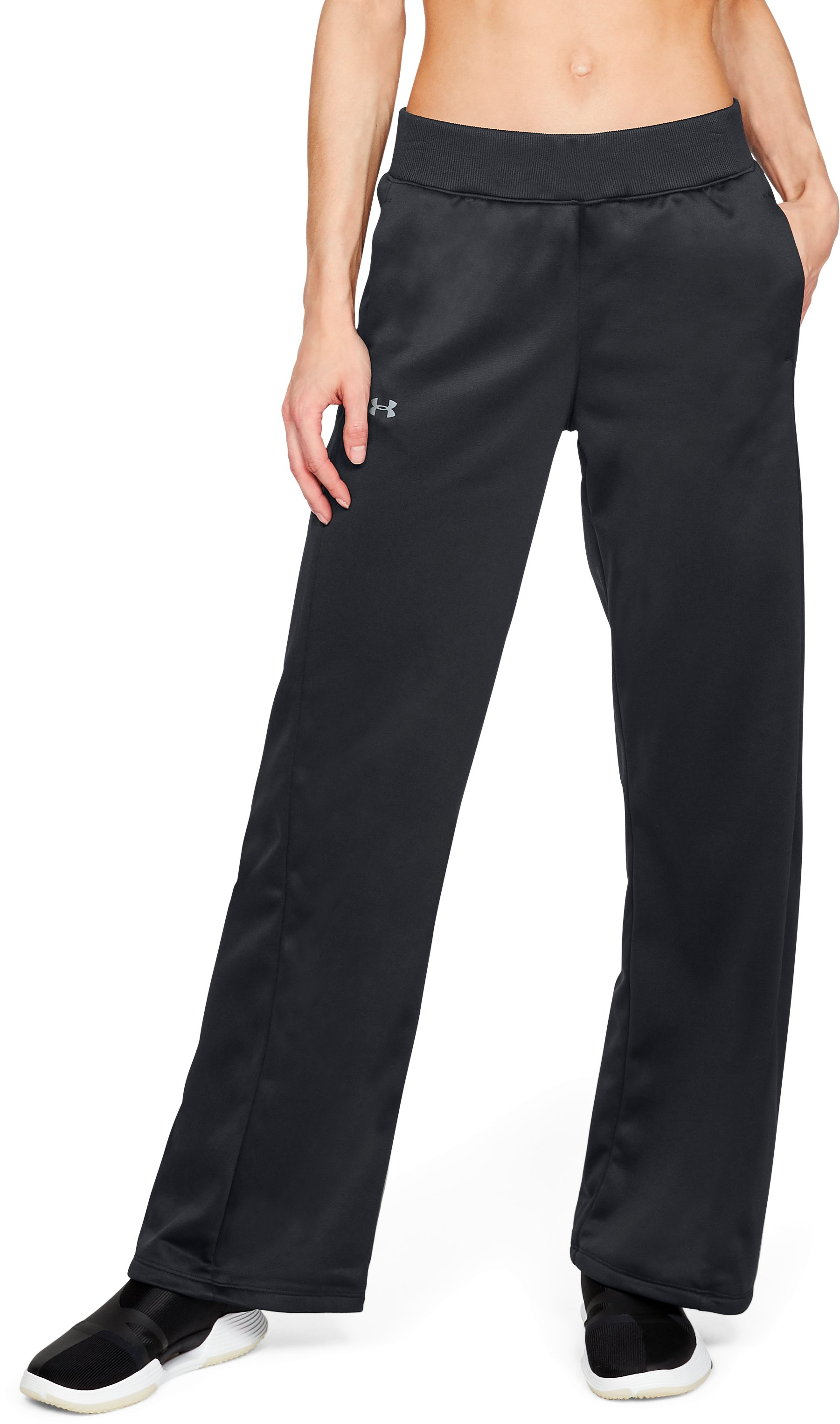 Women's Armour Fleece® Open Pants 3 Colors $50.00