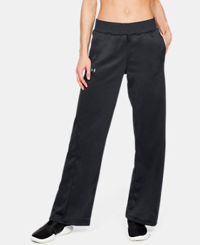 Women's Armour Fleece® Open Pants LIMITED TIME ONLY 3  Colors Available $35