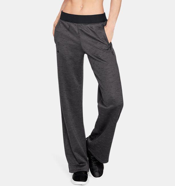 3e8495c07860d Women's Armour Fleece® Open Pants | Under Armour US