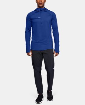 New Arrival Men's UA Storm Cyclone ColdGear® Hoodie  1  Color Available $70