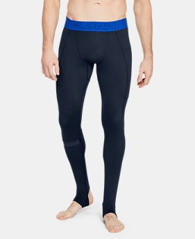 New Arrival  Men's UA Storm Cyclone ColdGear® Legging  1  Color Available $80