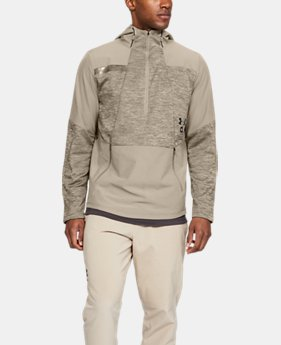New Arrival Men's UA Storm Cyclone Hoodie  4  Colors Available $80