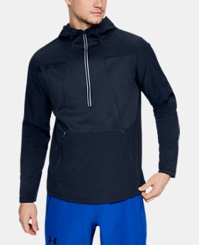 New Arrival Men's UA Storm Cyclone Hoodie  1  Color Available $80