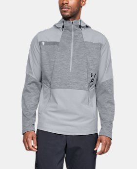 Men's UA Storm Cyclone Hoodie  5  Colors Available $100