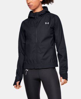 New Arrival Women's UA Perpetual GORE® WINDSTOPPER® Jacket  1  Color Available $200
