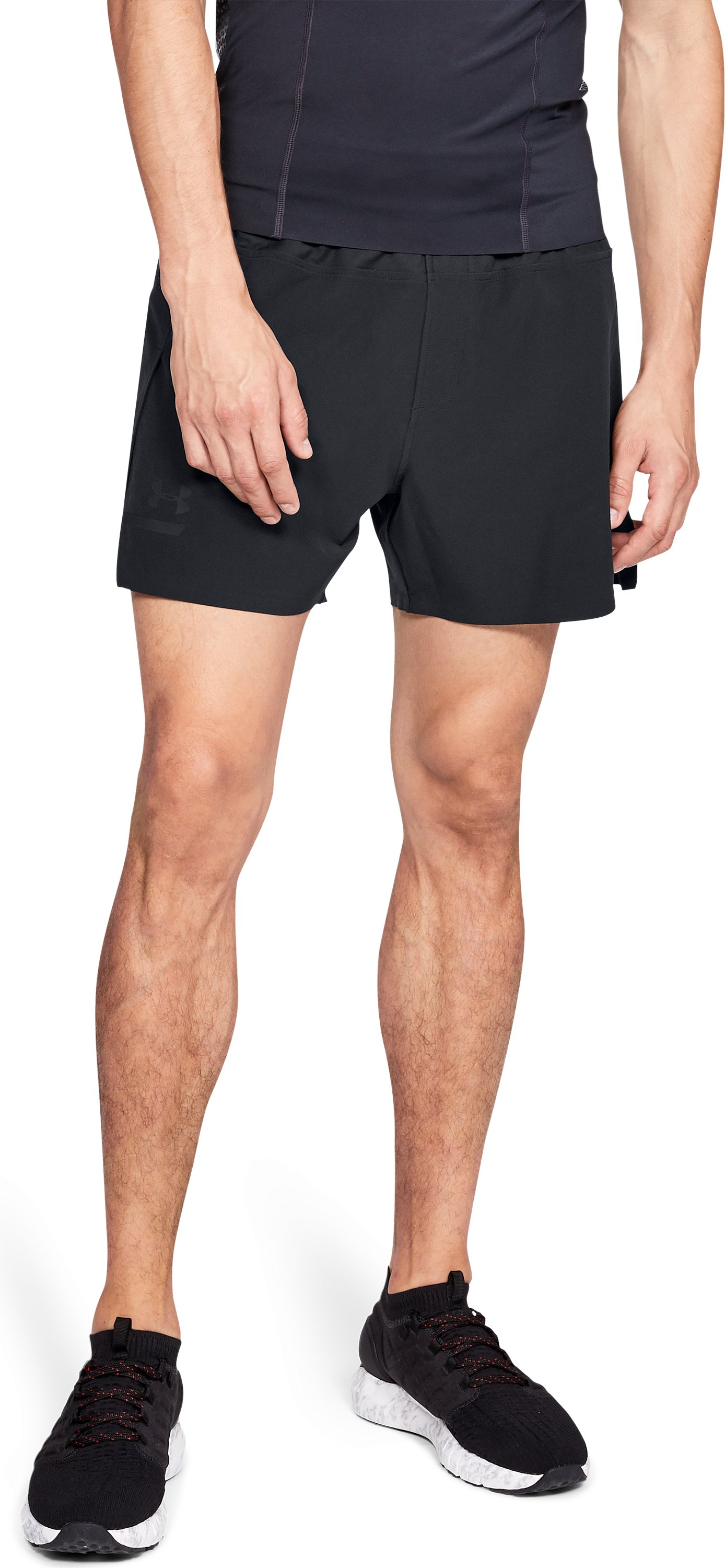 Men's UA Perpetual Shorts, Black
